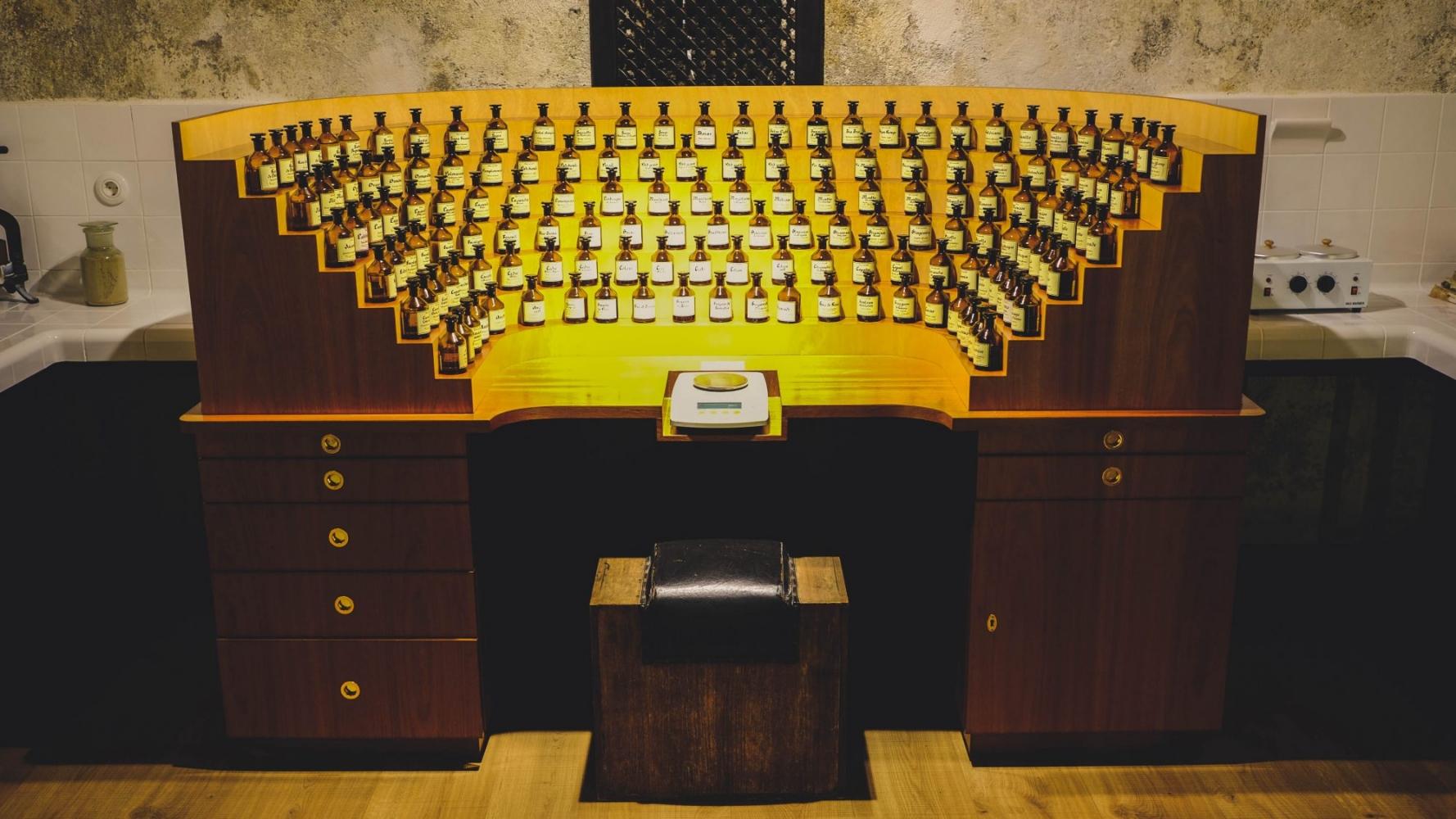 Etabli de parfumeur - Grenade Andalousie