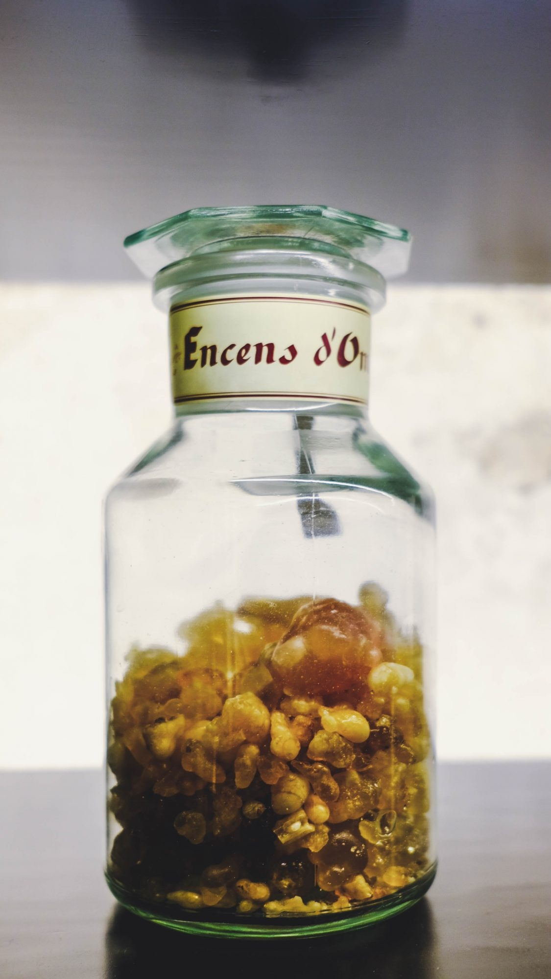 Encens d'or - Grenade Andalousie
