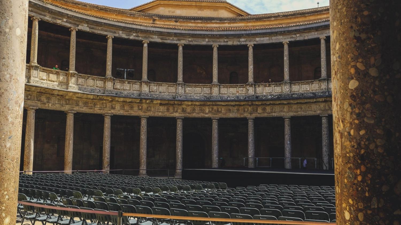 Palais de Charles Quint à l'Alhambra
