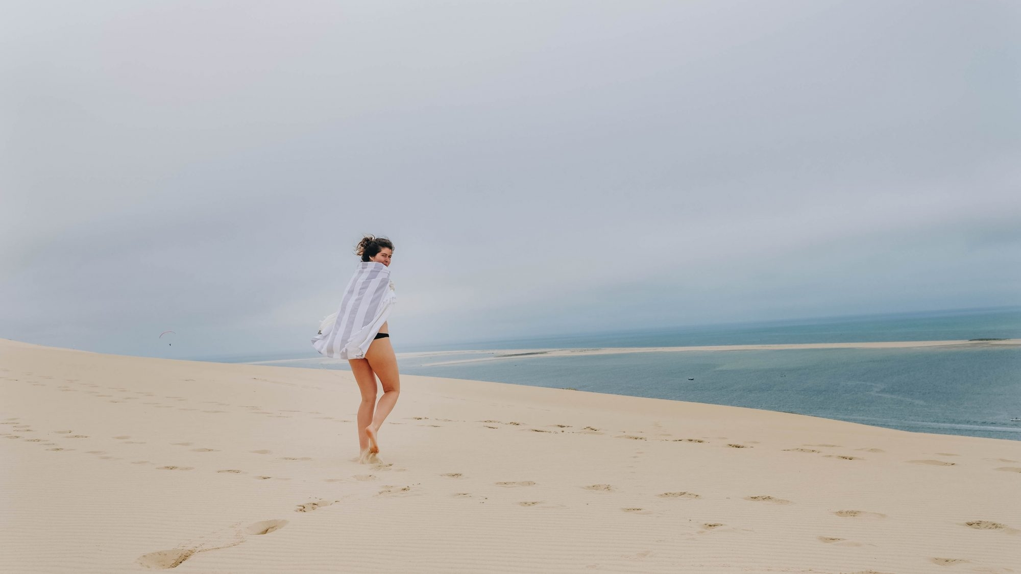 Promenade sur la Dune du Pilat
