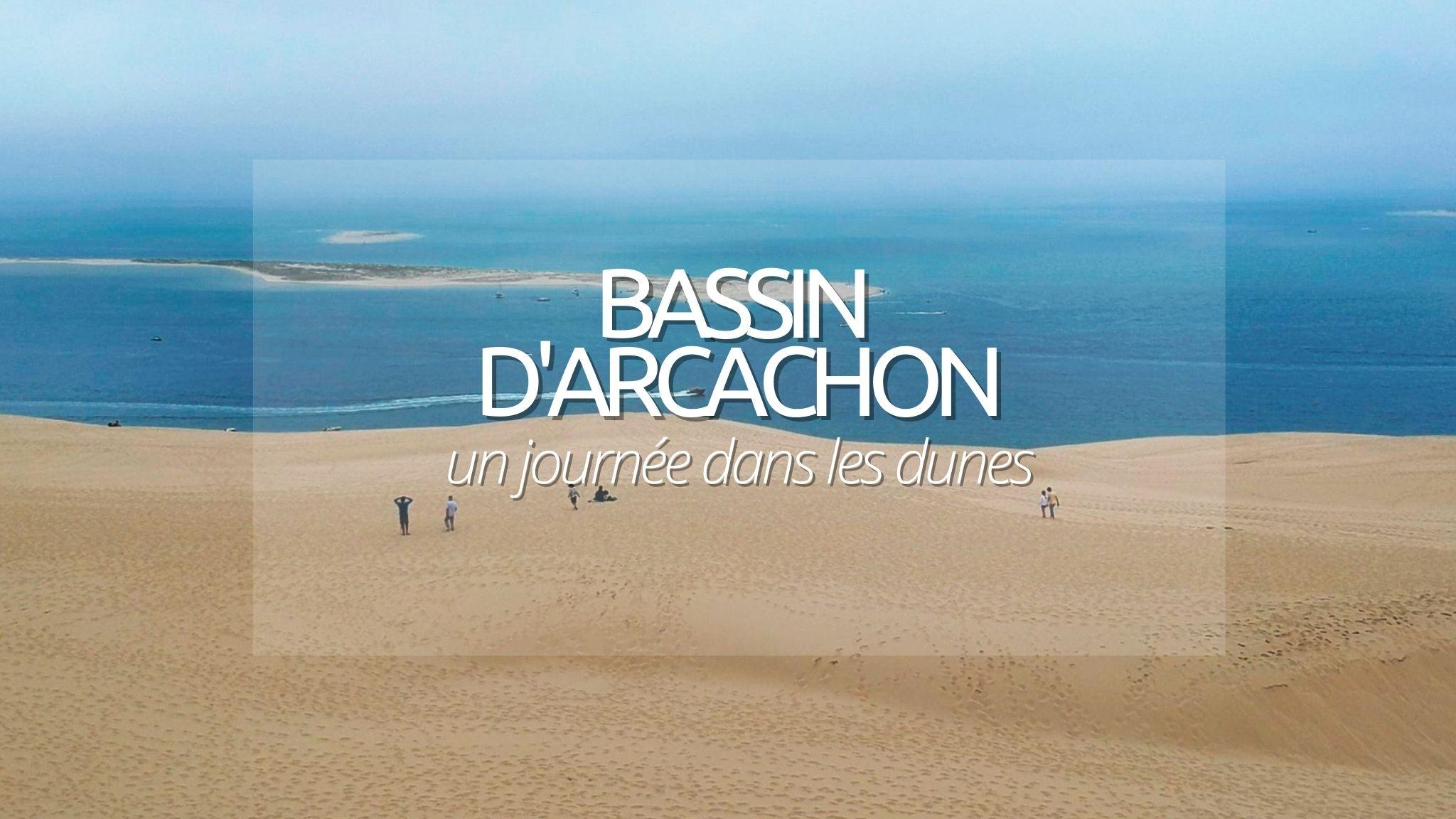 Une journée sur le Bassin d'Arcachon