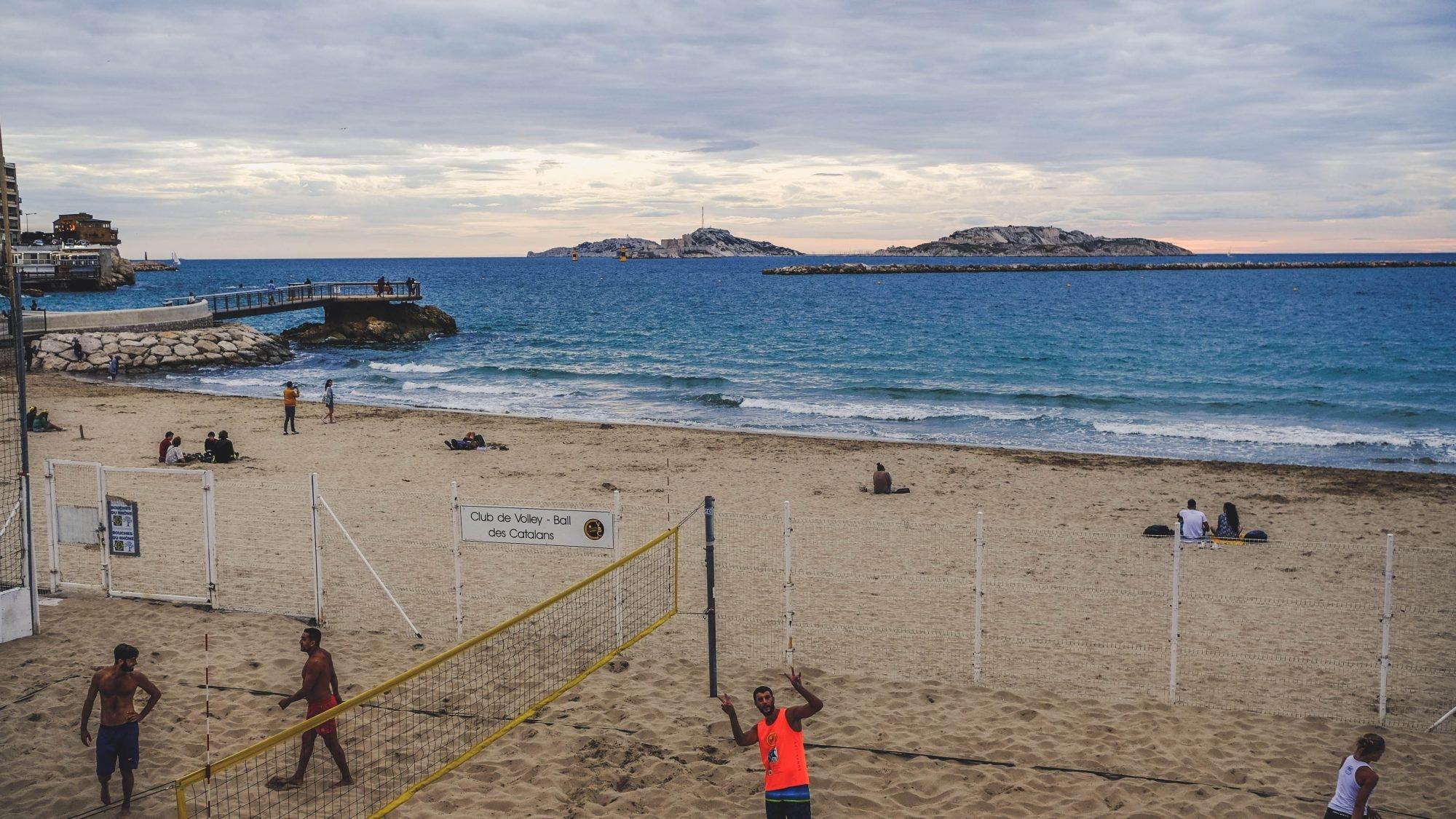 Beach Détente Volley