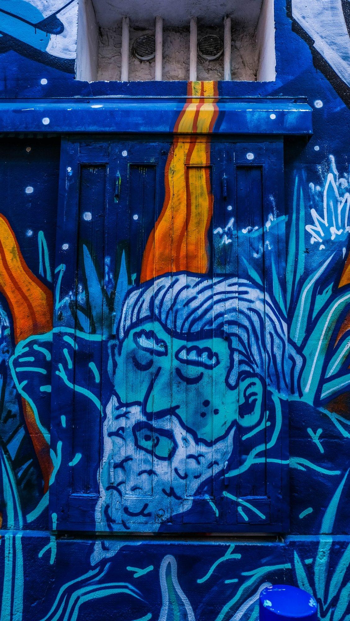 Street Art Cour Julien Marseille