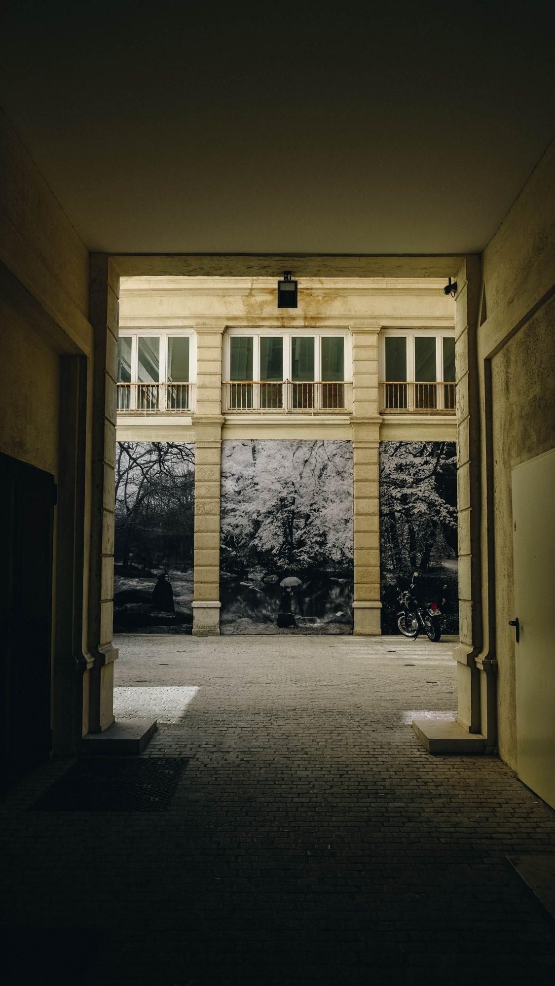 Cours intérieure Marseille