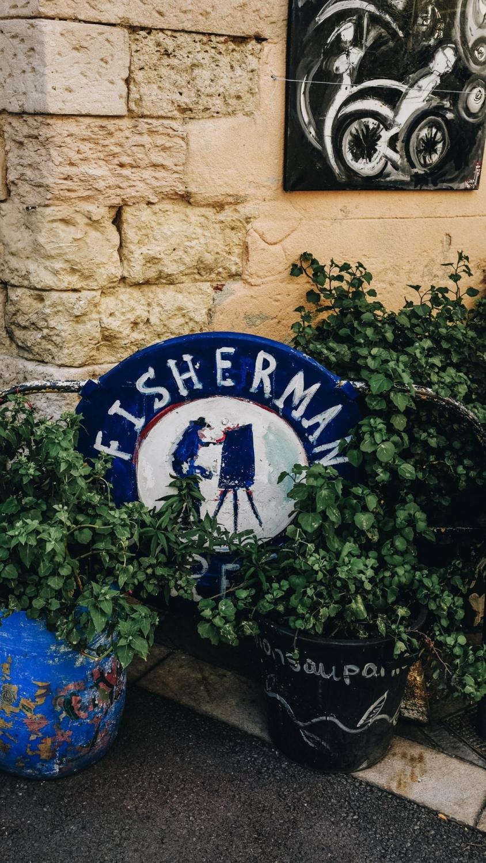 Fisherman Marseille Panier