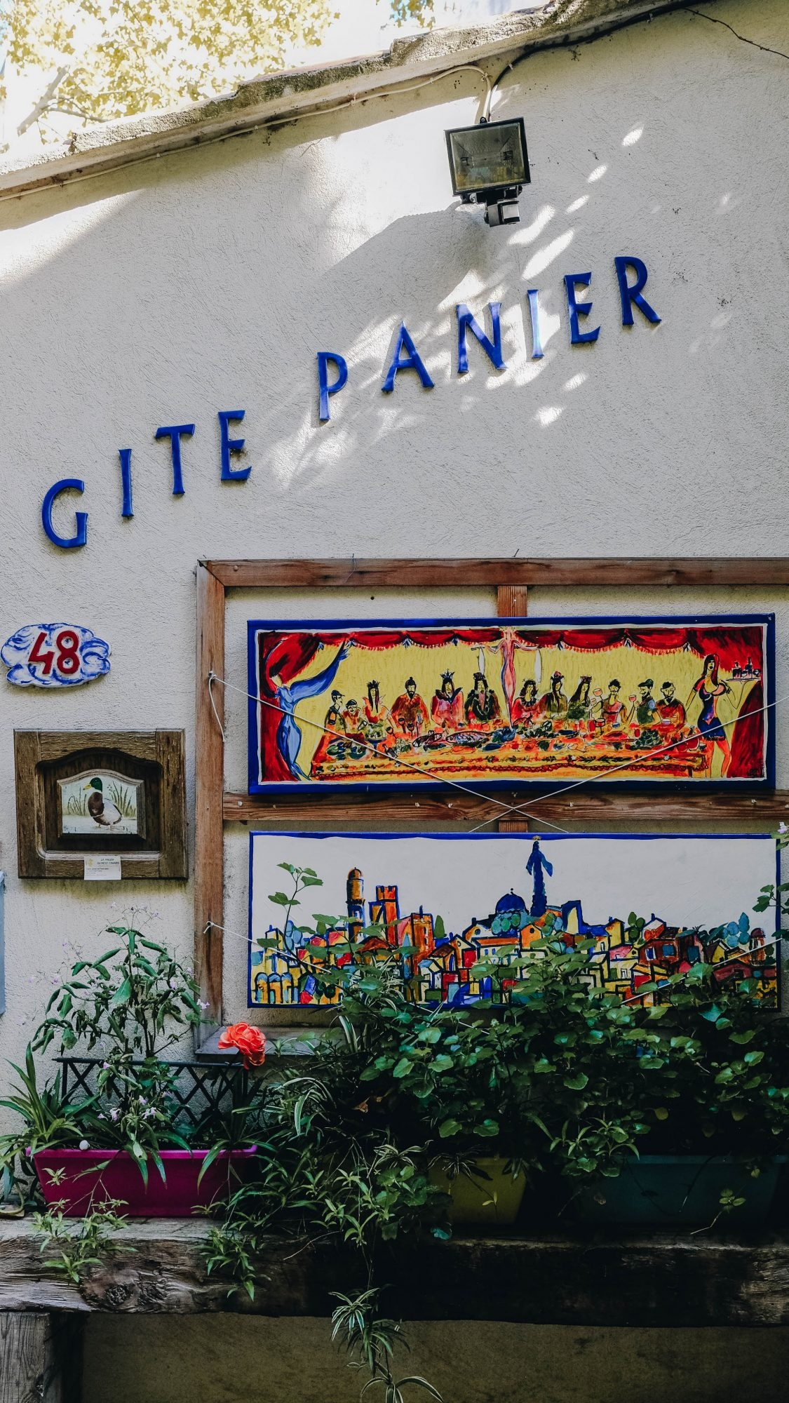 Gite Panier Marseille