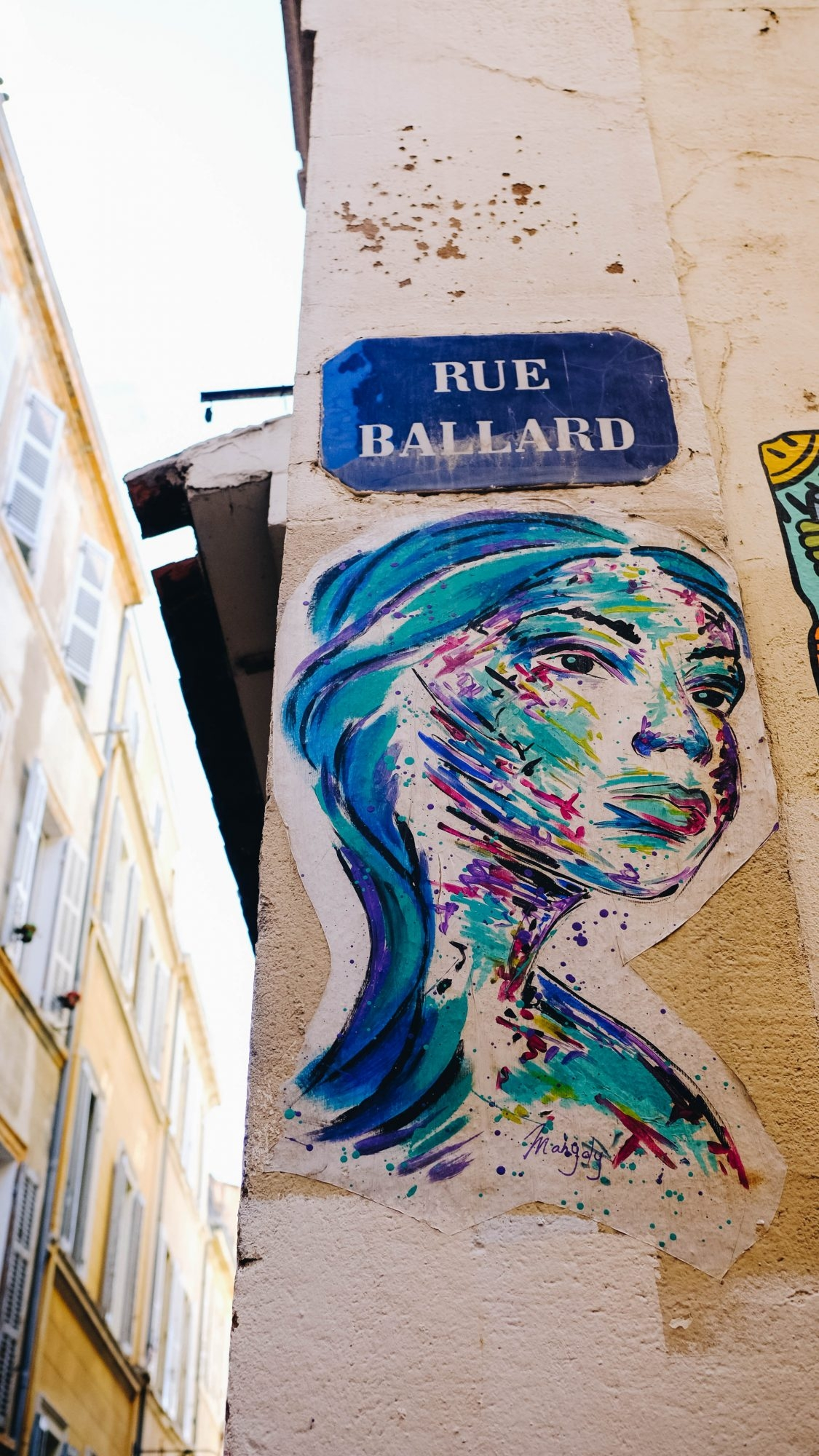 Rue Ballard, Panier Marseille