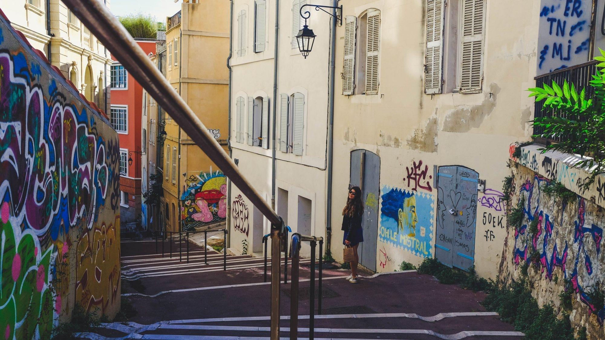 Rue de Marseille Panier