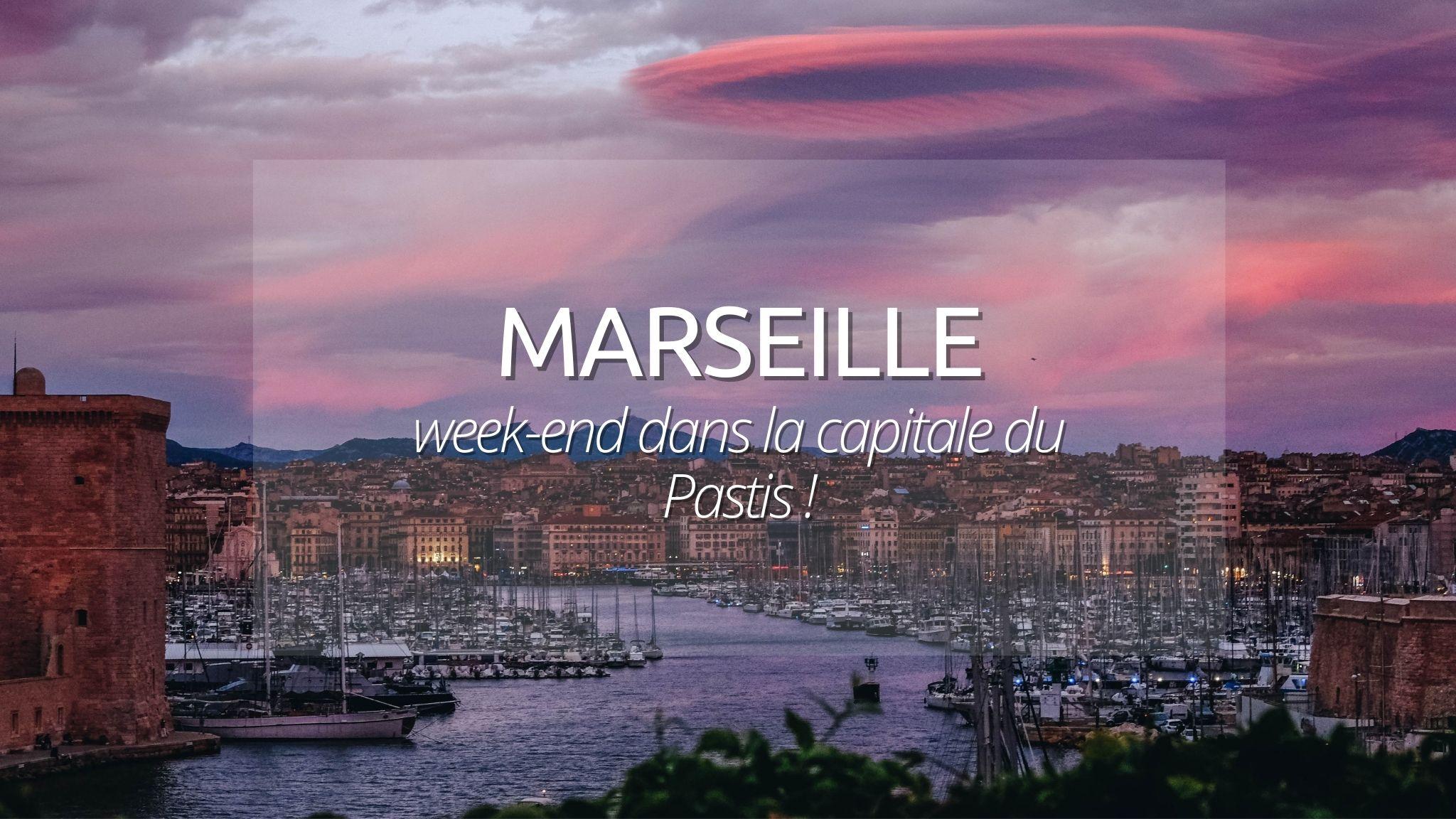Week end à Marseille, la ville rebelle