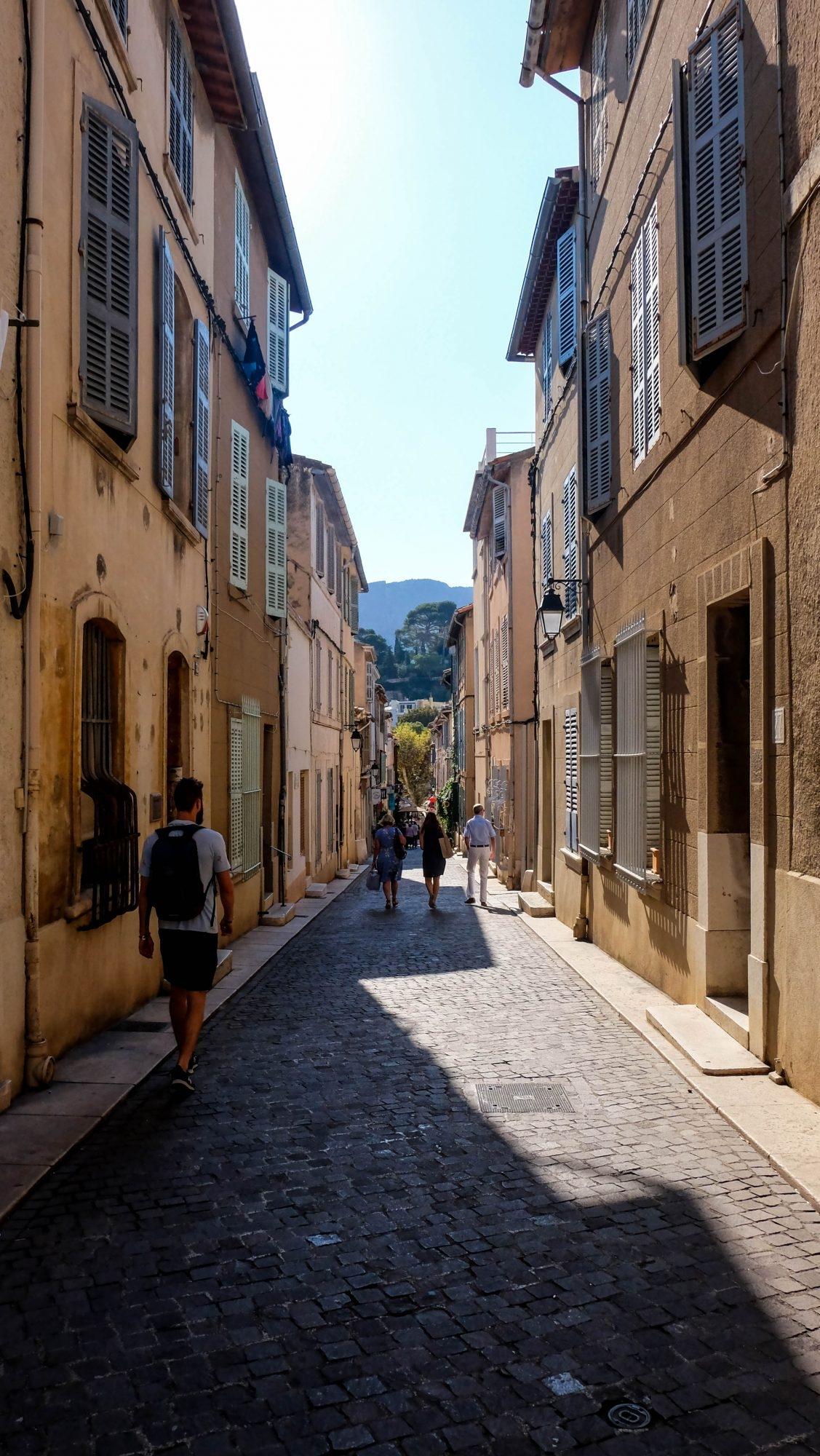 Promenade à Cassis