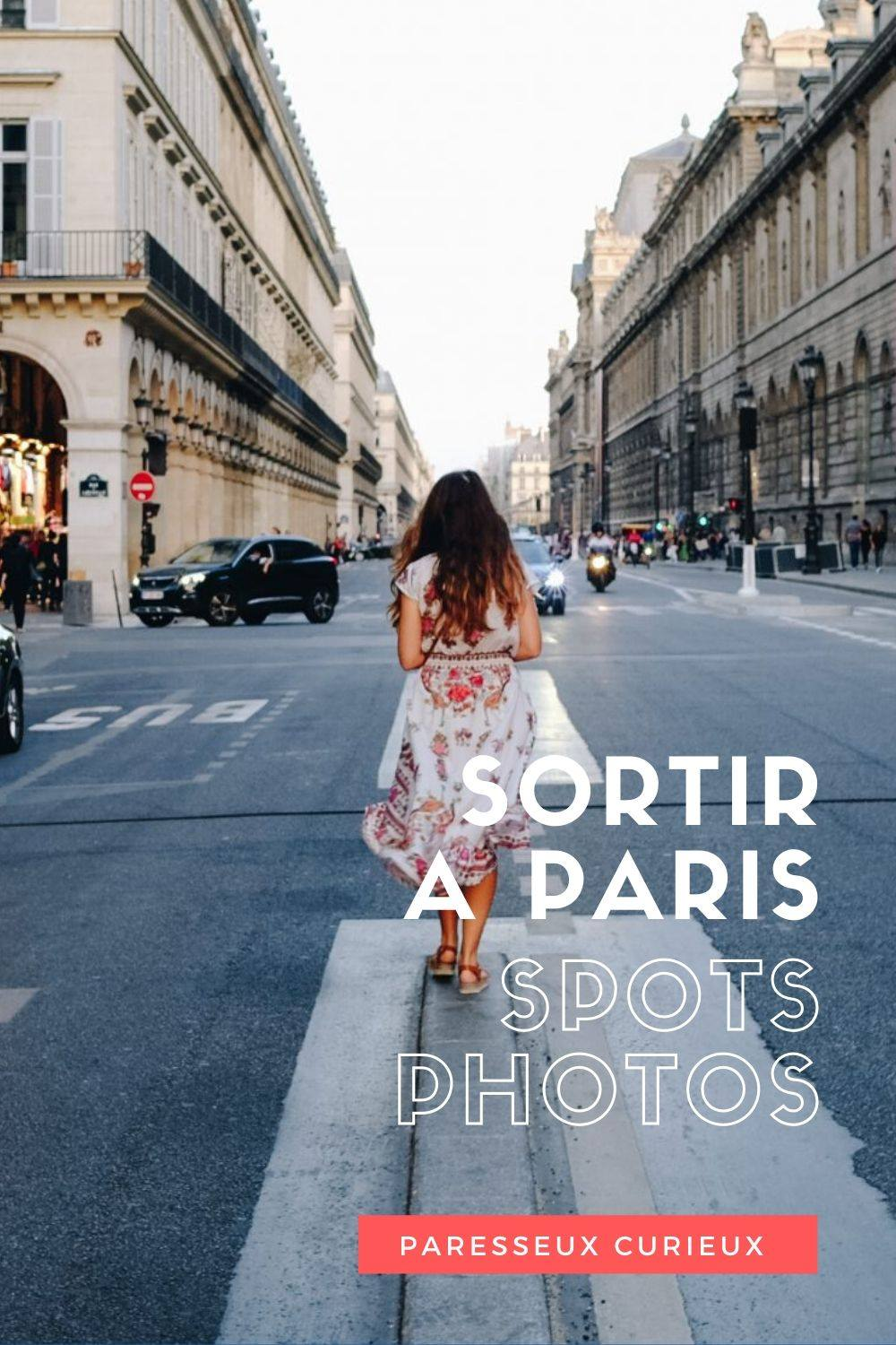 Pinterest Sortir à Paris