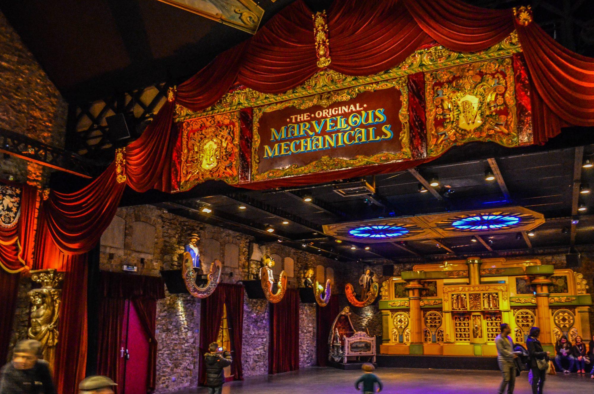 Marvelous Mechanicals - Musée des Arts Forains