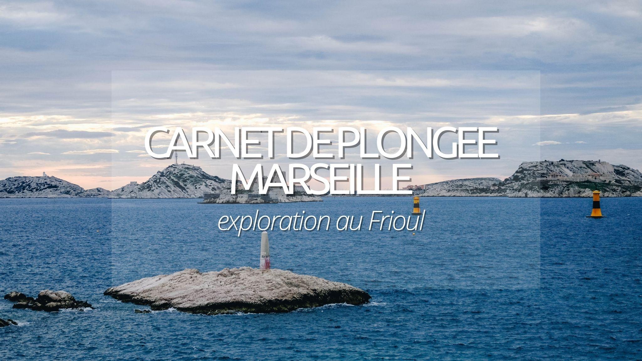 Guide plongée : Calanques de Marseille