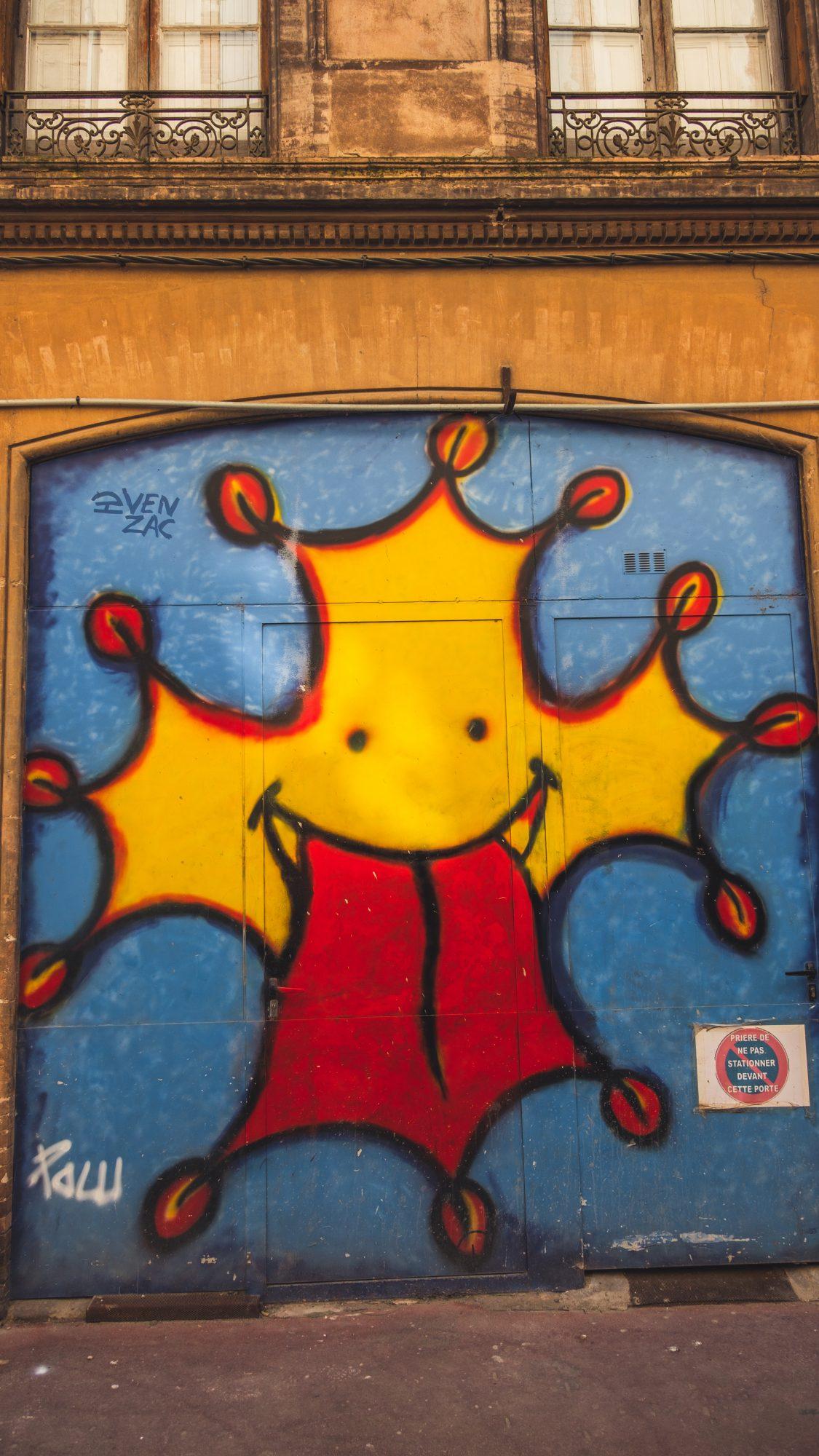 Graffiti Toulousain