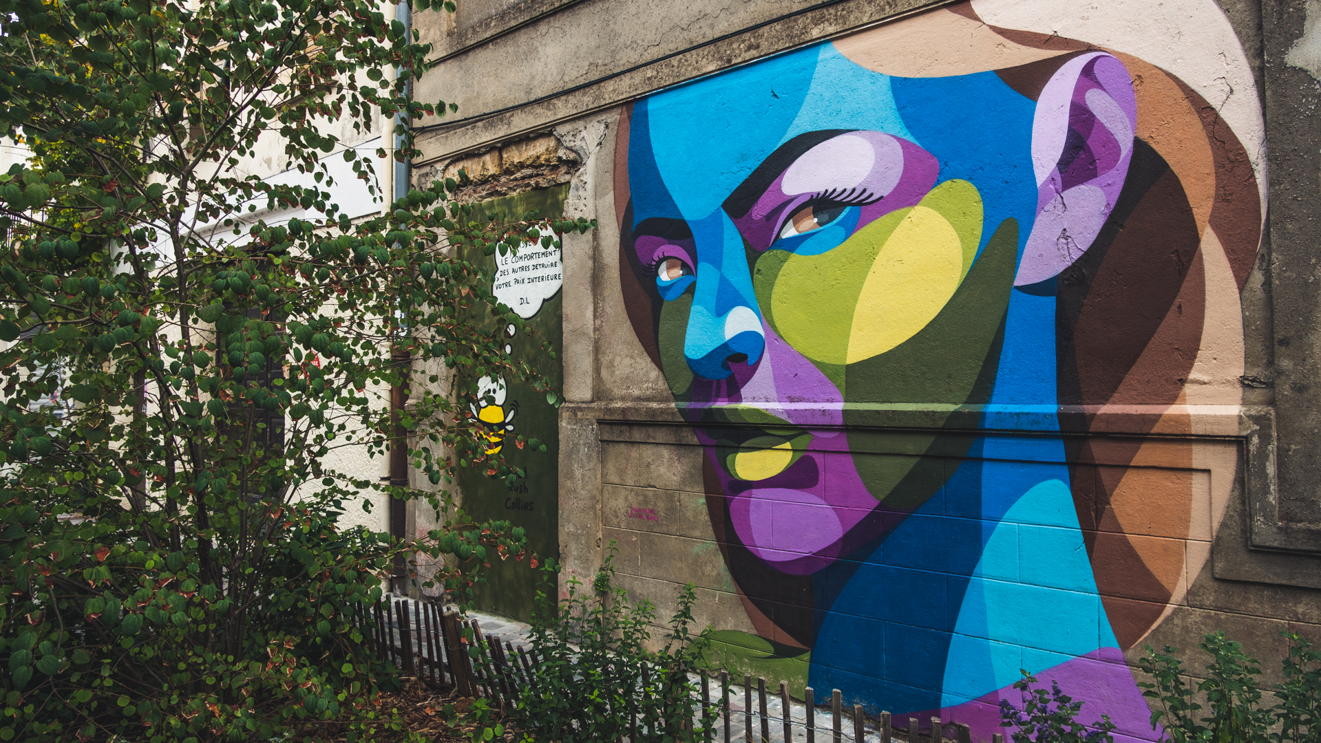 Week-end graffiti : 3 promenades street-art à Bordeaux