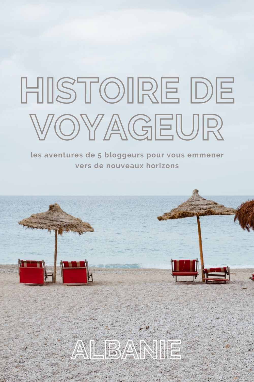 Pinterest Pin albanie histoire de voyageur