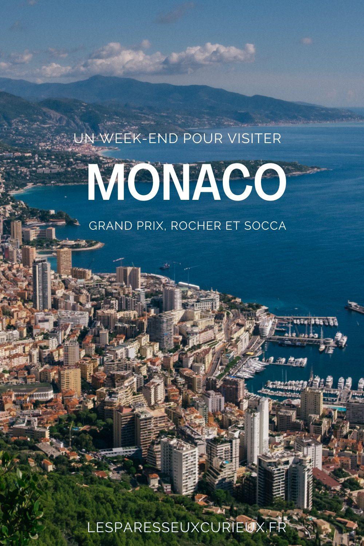 Pinterest Weekend Monaco
