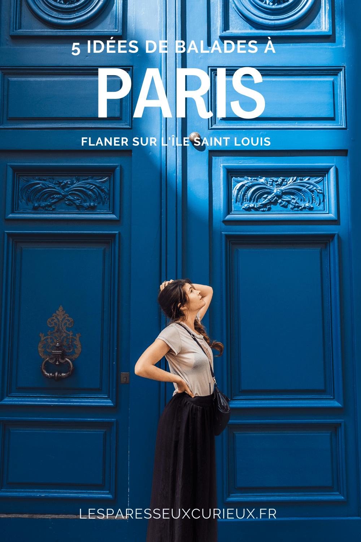 Epingle Pinterest Ile Saint Louis idées balade Paris