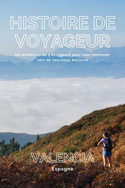 histoire de voyageur a valencia pinterest