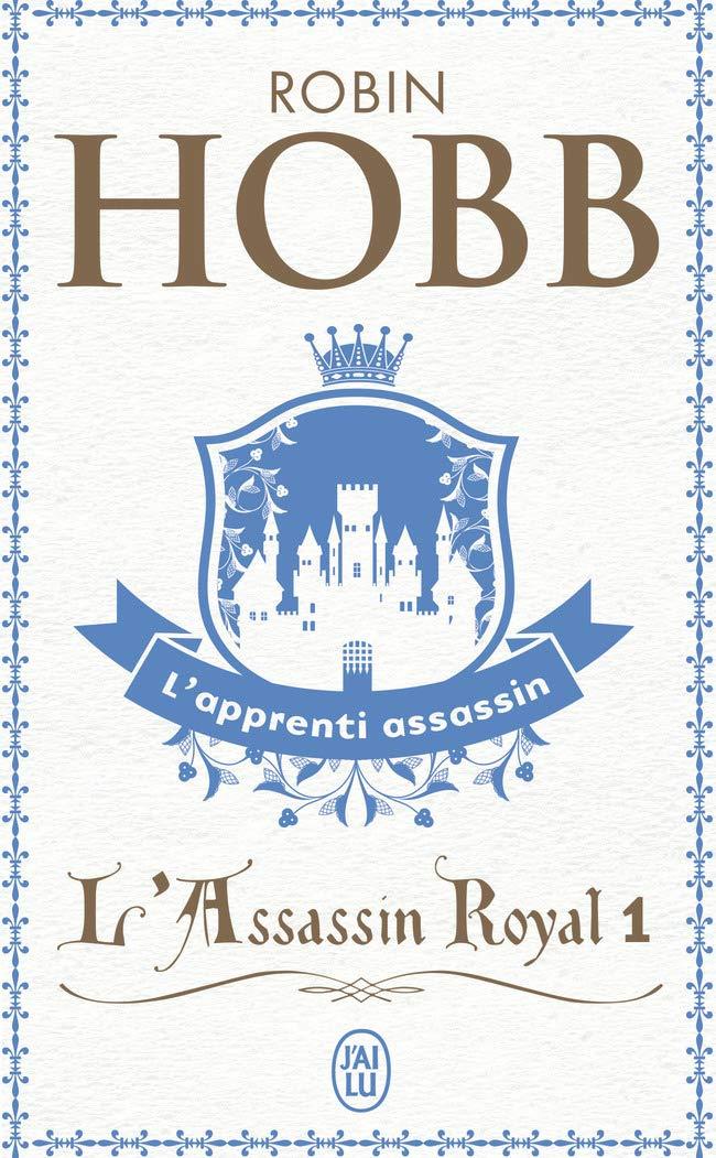 couverture de l'assassin royal