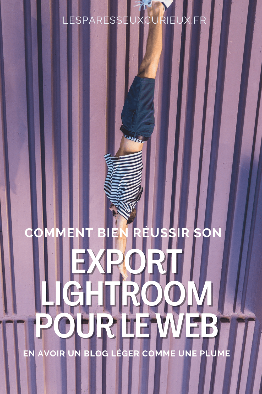 Pinterest Pin Export Lightroom Web