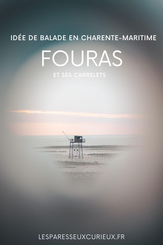 que faire à Fouras : balade en bord de mer