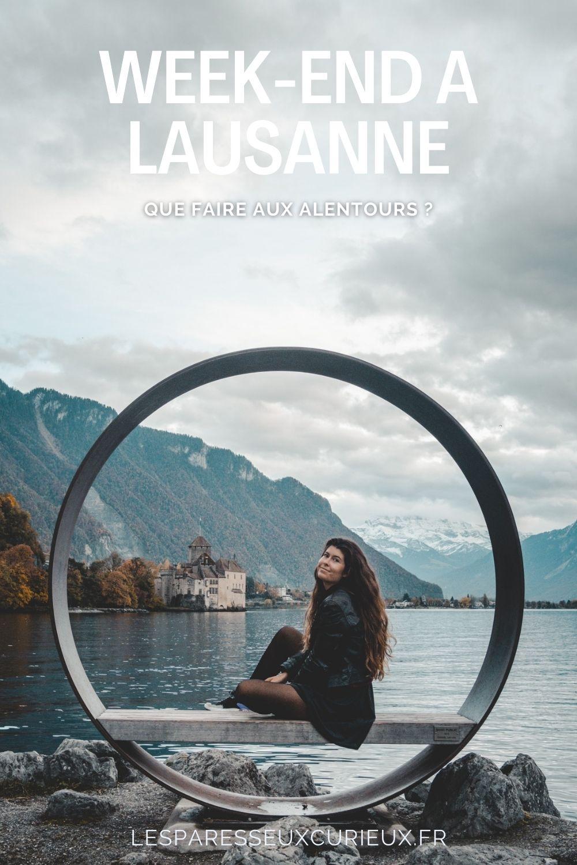 que faire autour de Lausanne