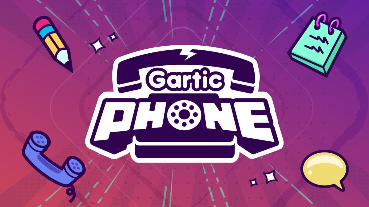 Logo Gartic Phone