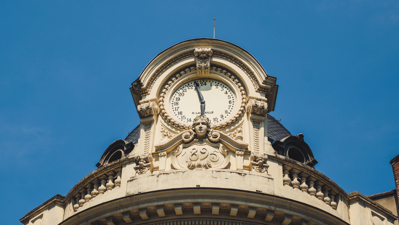 horloge 24h de Toulouse