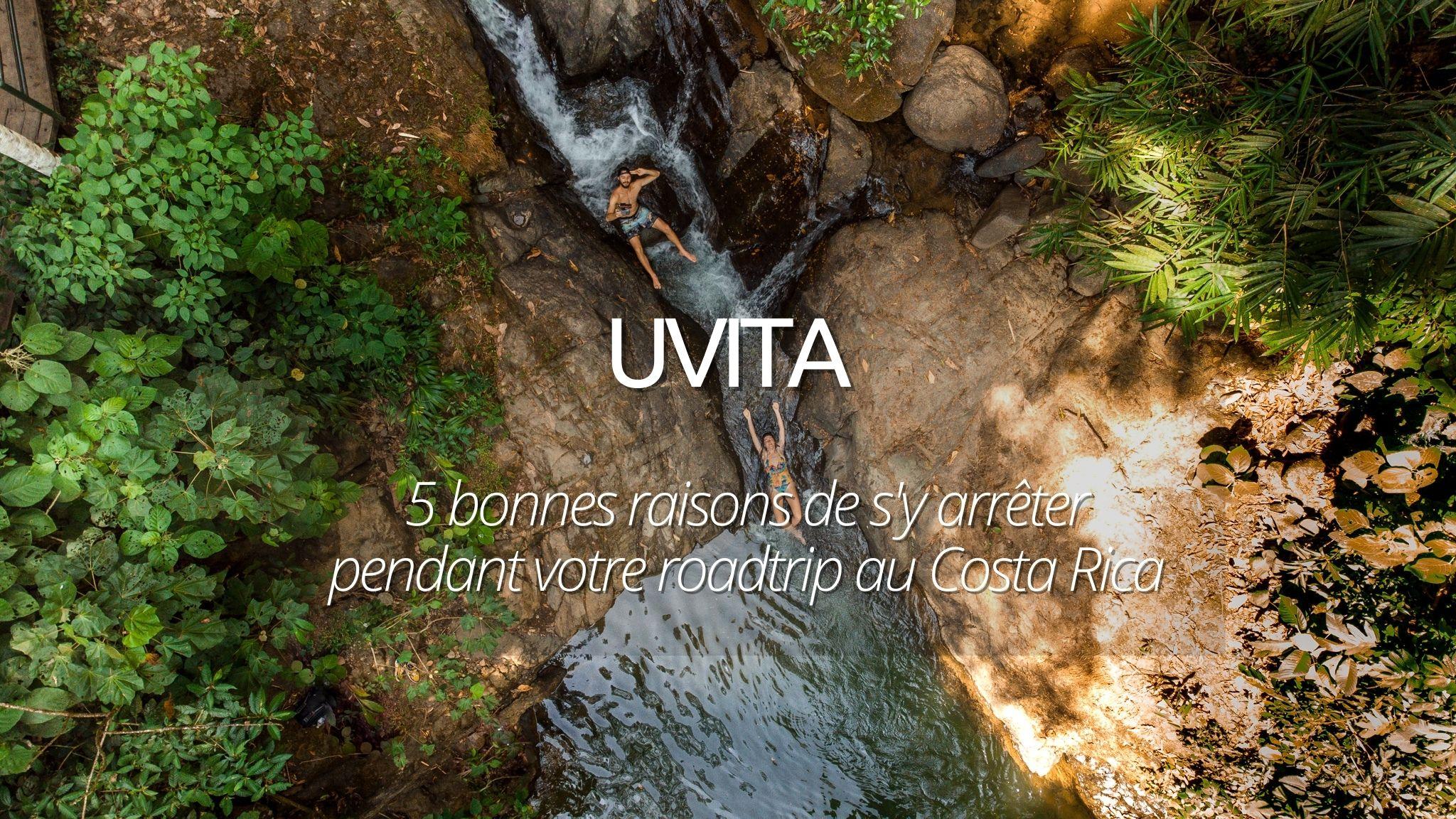 5 bonnes raisons de s'arrêter à Uvita au Costa Rica