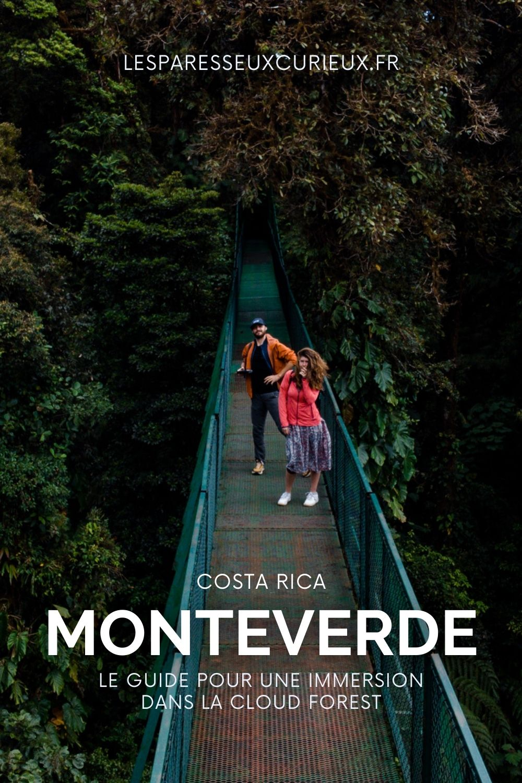 visiter monteverde cloud forest