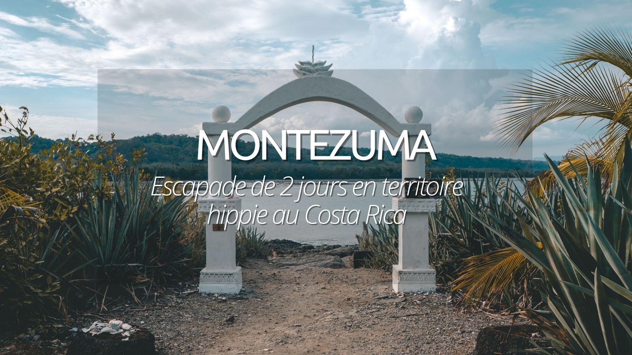 Montezuma au Costa Rica : Escapade de 2 jours en territoire hippies