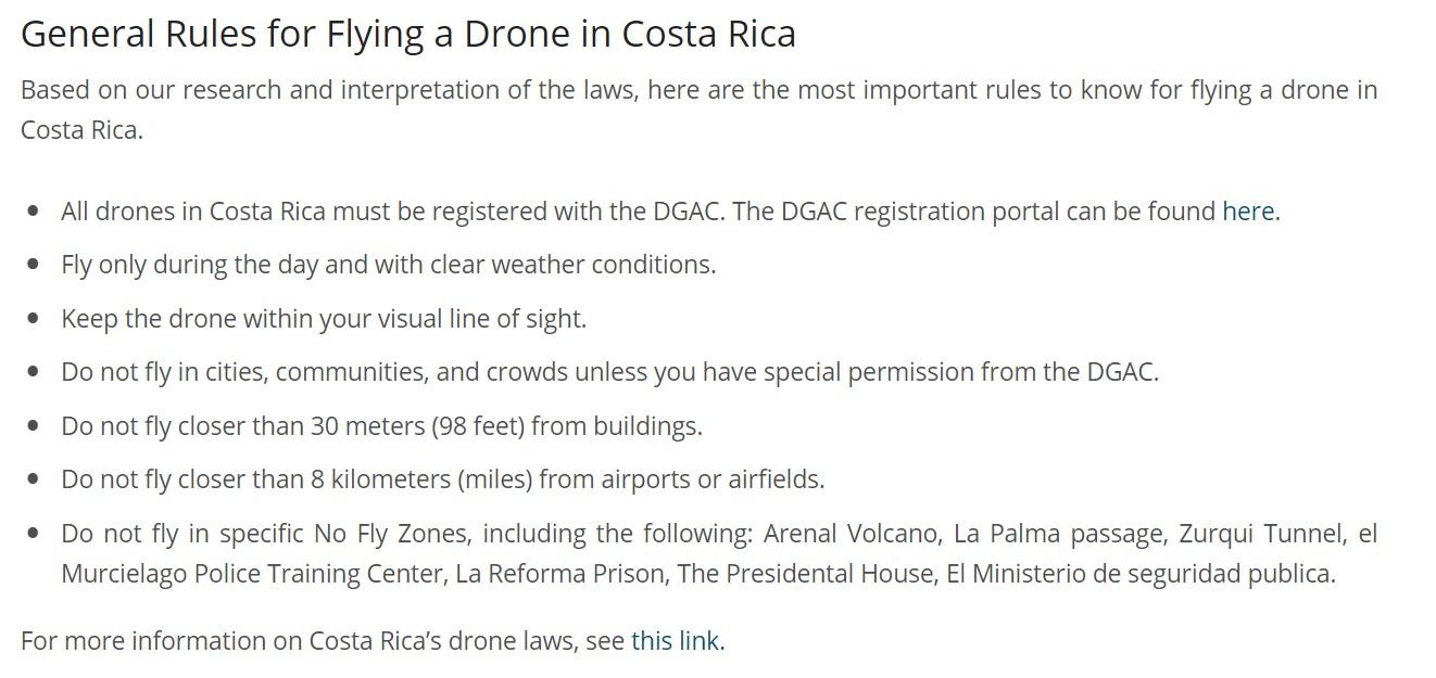 legislation_drone_costa_rica