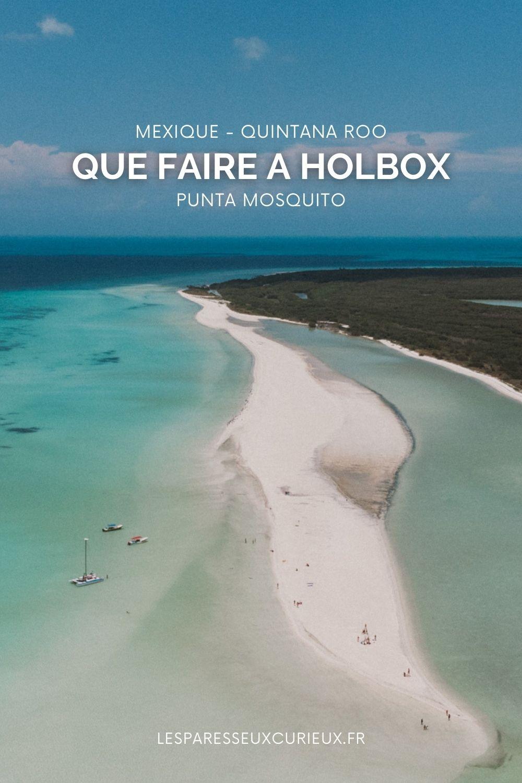 pinterest visiter Holbox Mexique