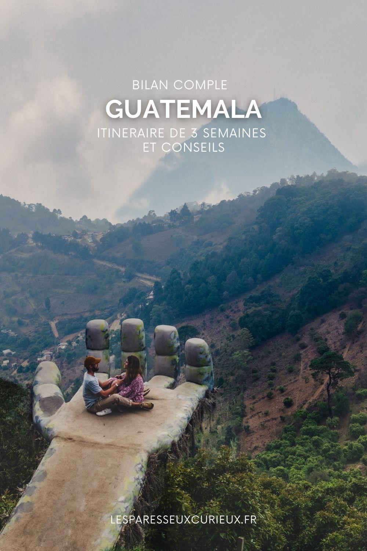 epingle pinterest itineraire Guatemaa