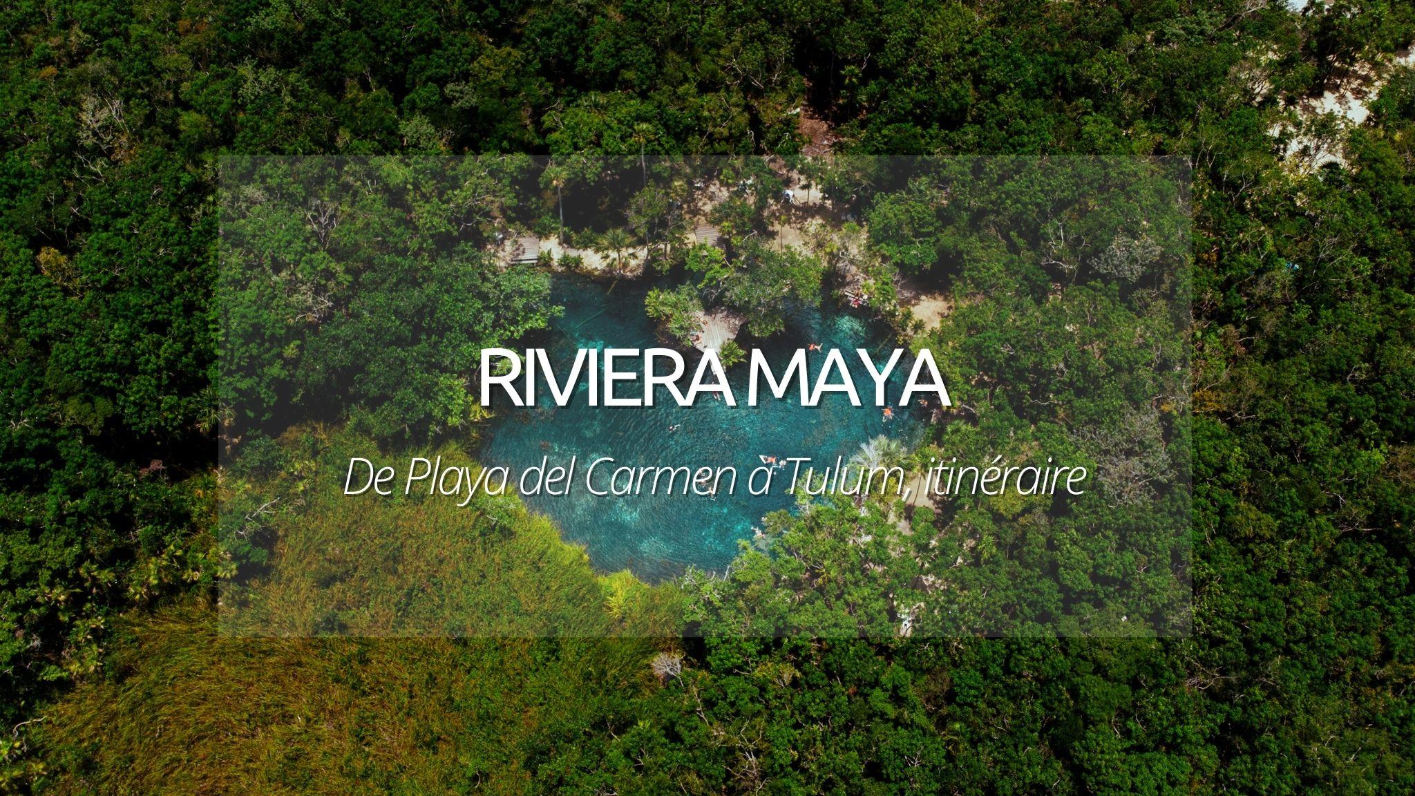 Riviera Maya : de Playa del Carmen à Tulum, les Paresseux Curieux en visite balnéaire.
