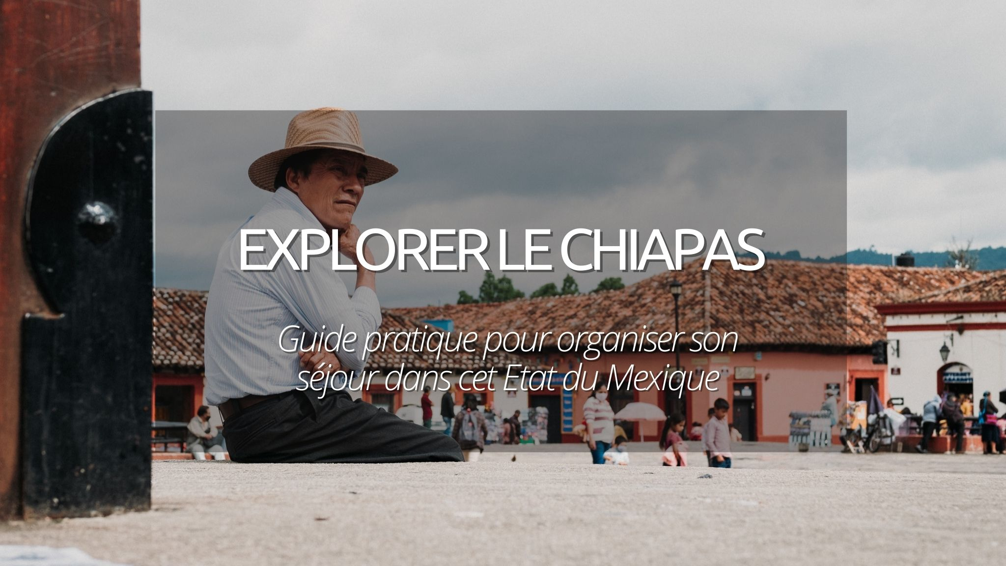 couverture guide chiapas mexique