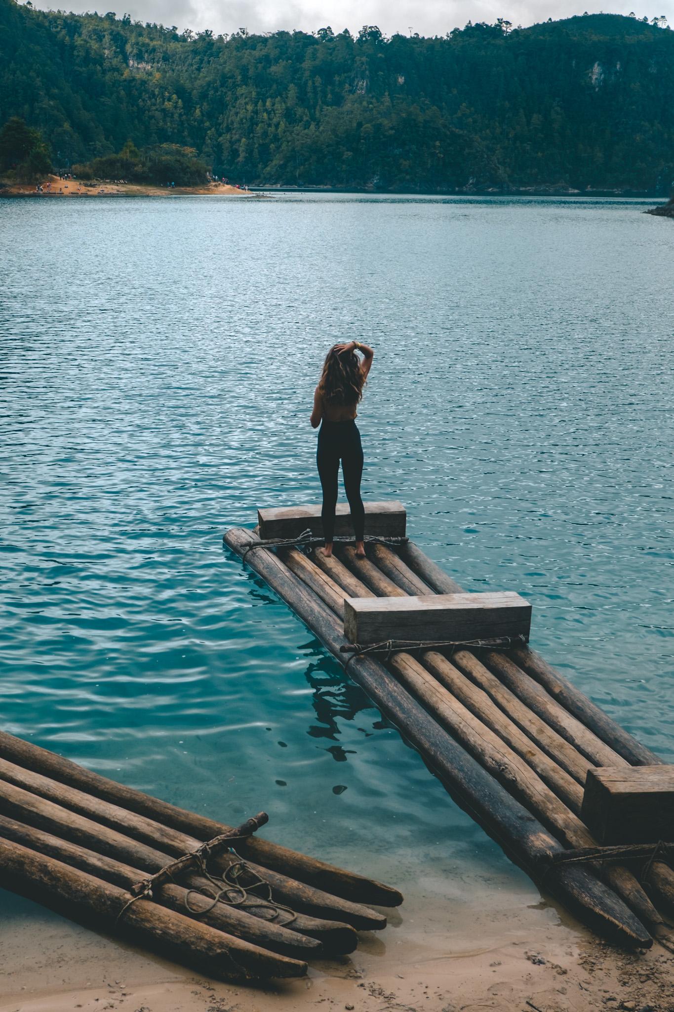 visiter chiapas lagune