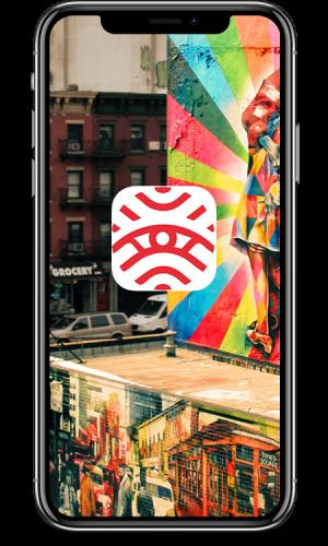 L'application Street Art Cities : notre application coup de coeur de nos curiosités d'octobre
