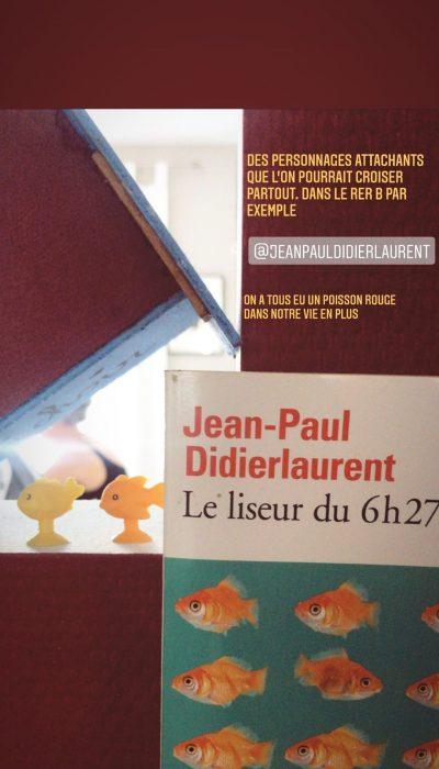 Couverture du livre le liseur du 6h27 : le livre de nos curiosités d'octobre